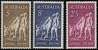 1965 Simpson stamps